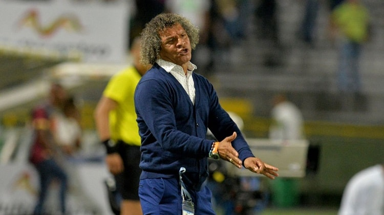 Alberto Gamero - Foto: (ligadeportiva.com)