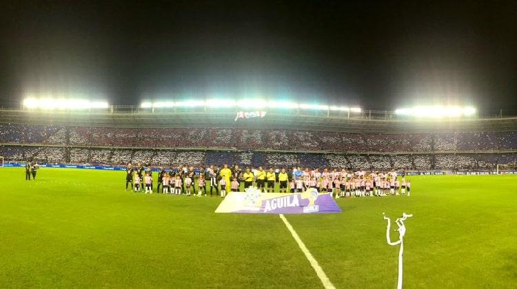 Final Atlético y América de Cali 2019