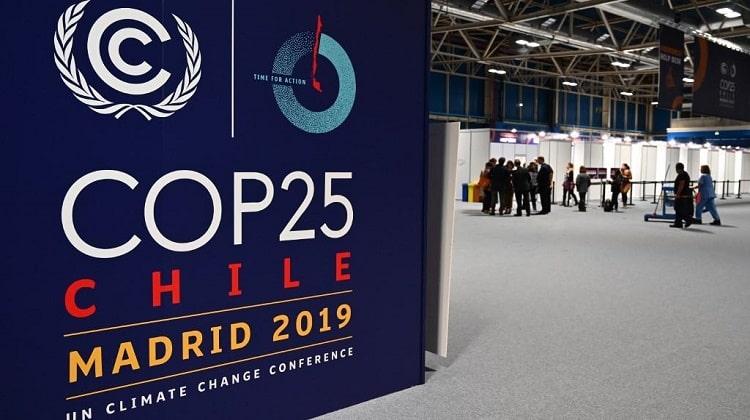 La COP25, cambio climático