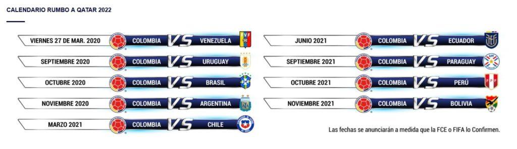 Selección Colombia: Comienza la venta de abonos para eliminatoria 2