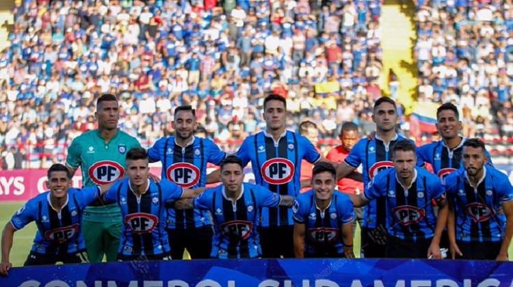 Copa Sudamericana, Huachipato