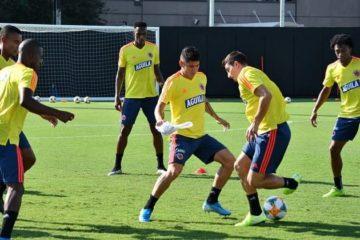 Eliminatorias, Selección Colombia