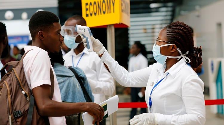 Caos en la población africana 1