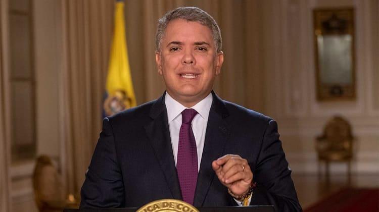 Iván Duque, coronavirus en Colombia