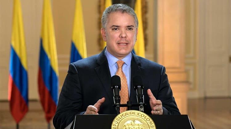 Políticos en Colombia