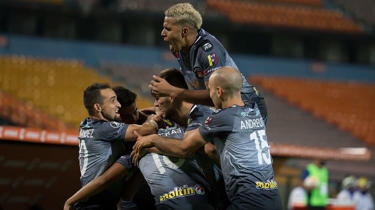 Caracas, Copa Libertadores 2020