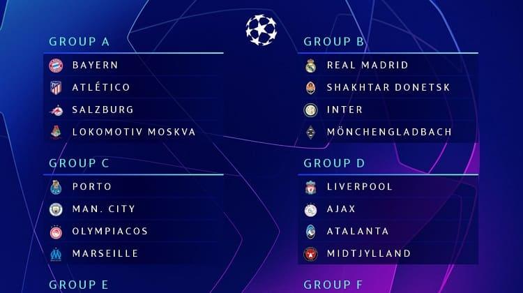 Liga de Campeones 2020/21