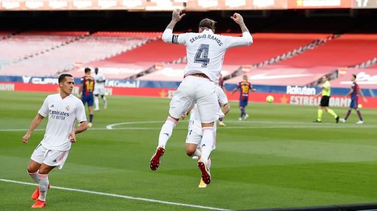 Real Madrid, El clásico español 2020