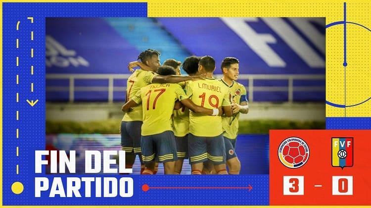 Selección Colombia, eliminatorias a Catar 2022