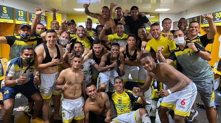 Alianza Petrolera - Copa BetPlay 2020
