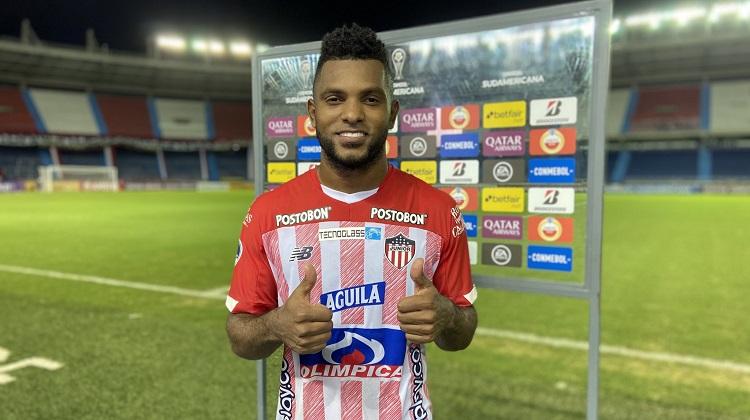 Junior ganó a Unión La Calera -Atlético Junior - Copa Sudamericana 2020