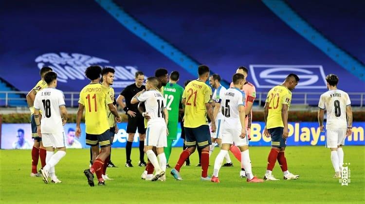 Selección Colombia, Eliminatorias 2020