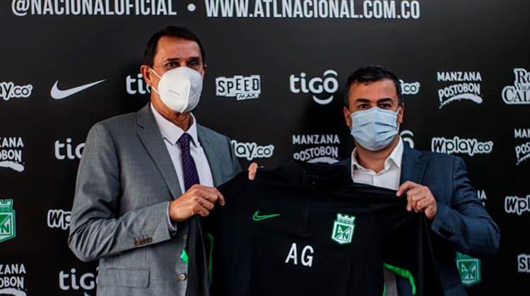 Atlético Nacional prepara nómina para el 2021