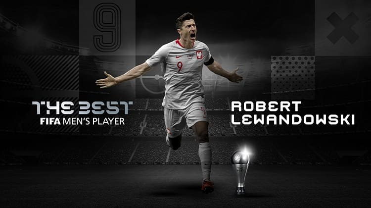 Robert Lewandowski - The Best 2020
