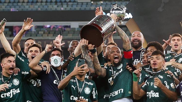 Palmeiras, se coronó campeón de la Copa Libertadores de América