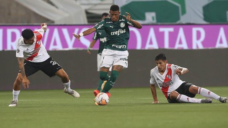 Palmeiras finalista de la Copa Libertadores de América