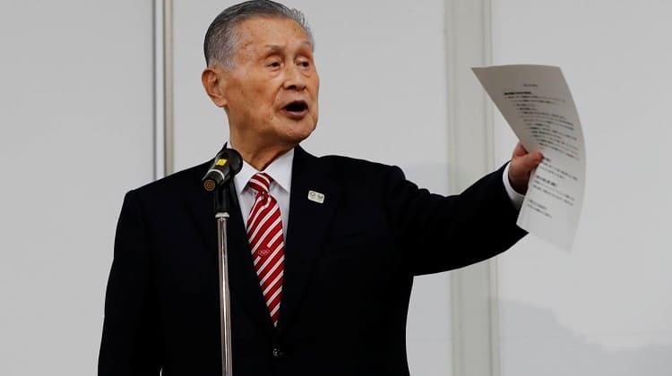 Yoshiro Mori, se va de la presidencia de los Juegos Olímpicos de Tokio 2021