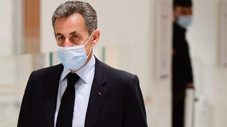 Nicolás Sarkozy, condenado por delitos de corrupción