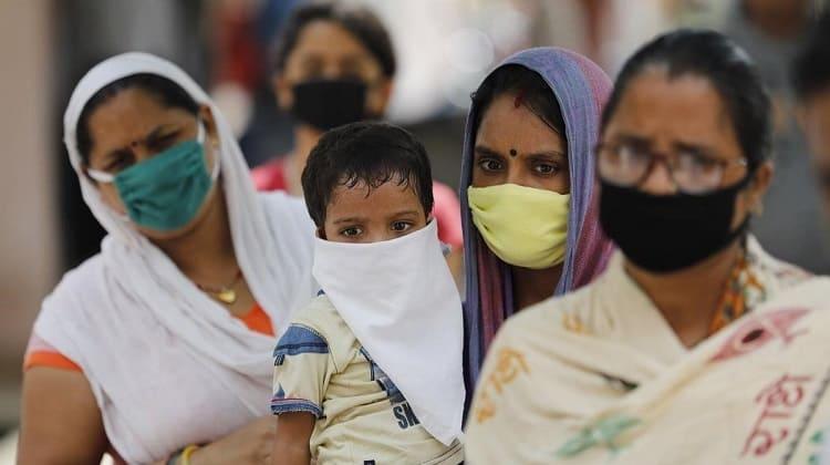 Aparece en la India nueva cepa mutante doble del coronavirus