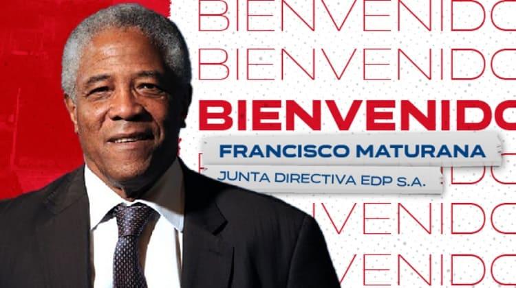 Maturana llega a la junta directiva del Medellín