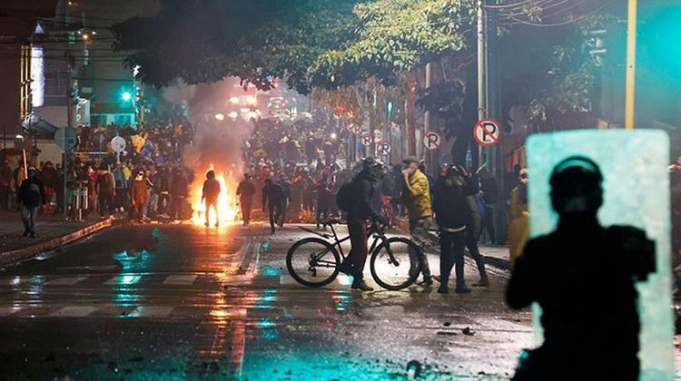 El mundo comienza a conocer la barbarie del gobierno Duque contra los manifestantes