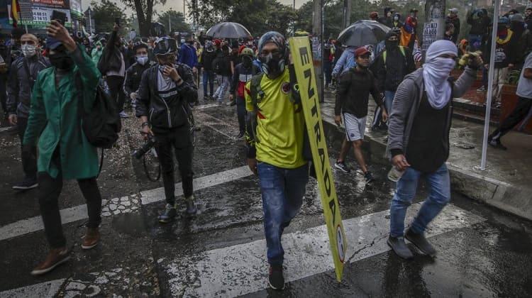 """""""Los vándalos"""", la única generación que despertó a Colombia"""