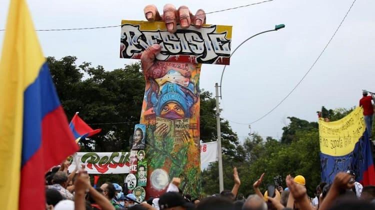 Los puertos resistencia, símbolos de unidad social