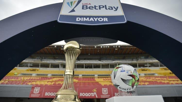 Conoce aquí la programación de la fecha 1 en la Liga BetPlay 2021-II